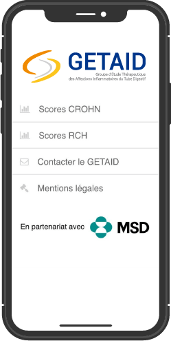 Application Mobile du GETAID